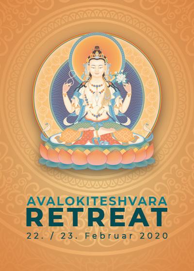 Retreat Avalokiteshvara