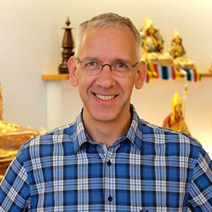 Buddhismus Luzern - Lehrer - Beat Arnet