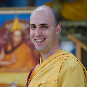 Buddhismus Luzern - Lehrer - Kelsang Jampel