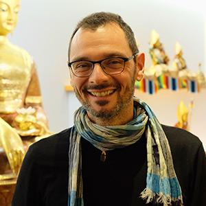 Buddhismus und Meditation in Luzern - Lehrer - Roger Winiger