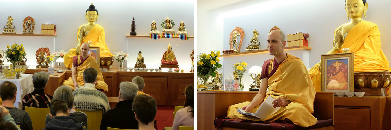 Buddhismus Luzern - Vortrag