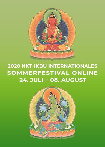 Buddhismus - Online Sommer Festival