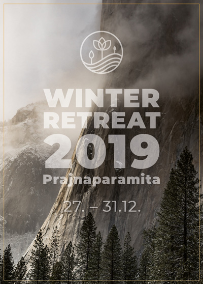 Buddhismus - Winter Retreat 2019 - Luzern - Prajnaparamita