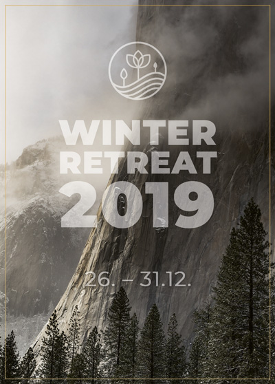 Buddhismus - Winter Retreat 2019 - Luzern