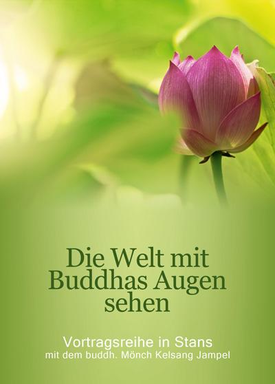 Buddhismus und Meditation Stans - Vortrag