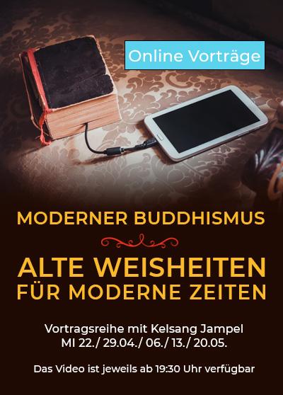 Buddhismus Vortrag - Luzern