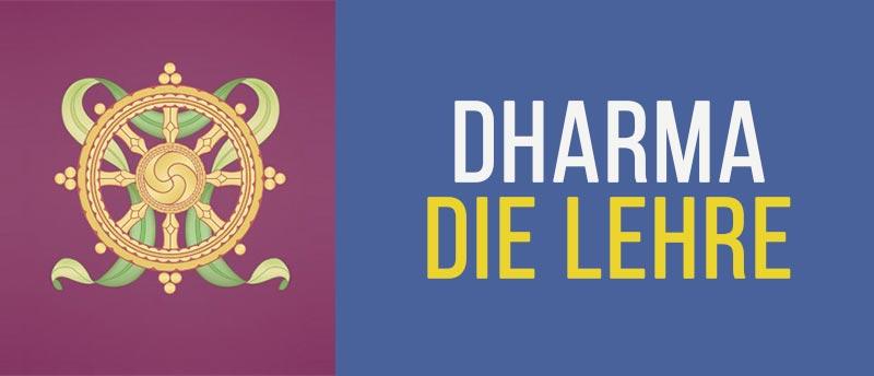 Definition - Buddhas Lehre - Dharma