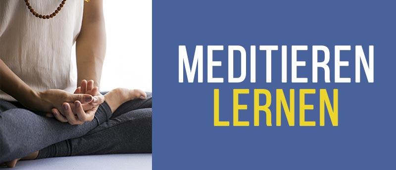 Definition meditieren - Meditation