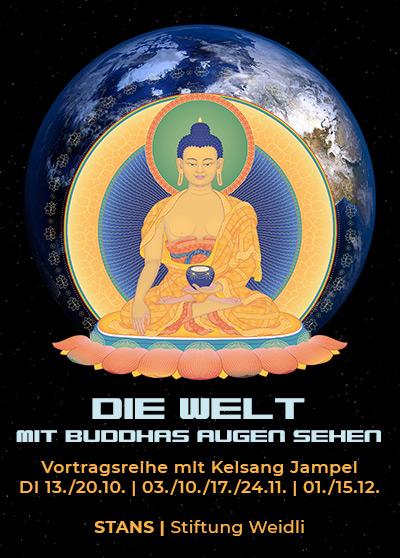 Vortrag Buddhismus - Stiftung Weidli Stans