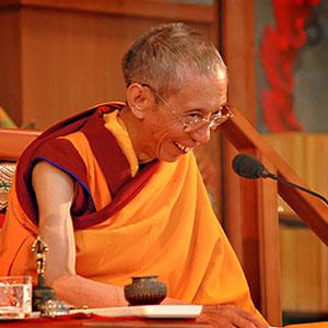 Ehrw Geshe Kelsang Gyatso RInpoche - Leseprobe