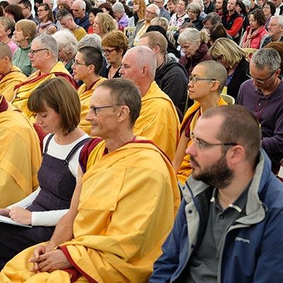Kadampa Buddhismus - weltweit - 02