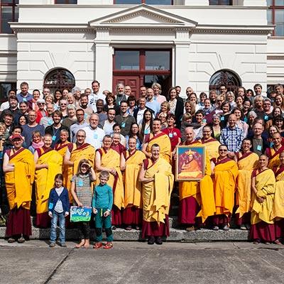 Kadampa Buddhismus - weltweit - 05