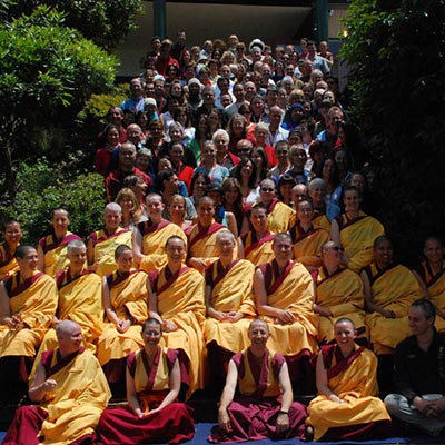 Kadampa Buddhismus - weltweit - 07