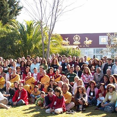 Kadampa Buddhismus - weltweit - 08