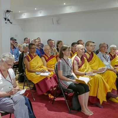 Kadampa Buddhismus - weltweit - 10