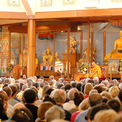 Kadampa Buddhismus - weltweit - 13