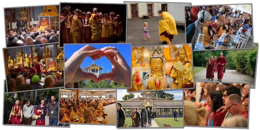 Kadampa Fotogalerie