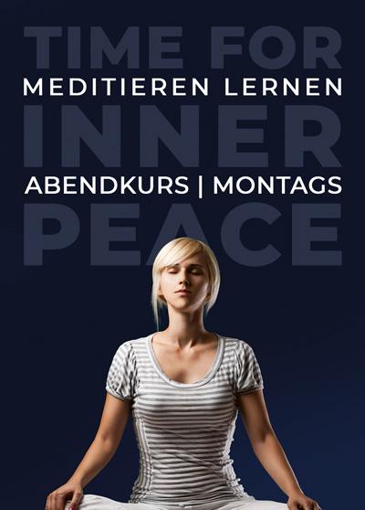 Luzern Meditation - Meditationskurs - meditieren lernen