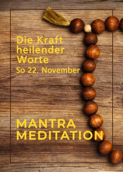 Kurs - Mantra Meditation