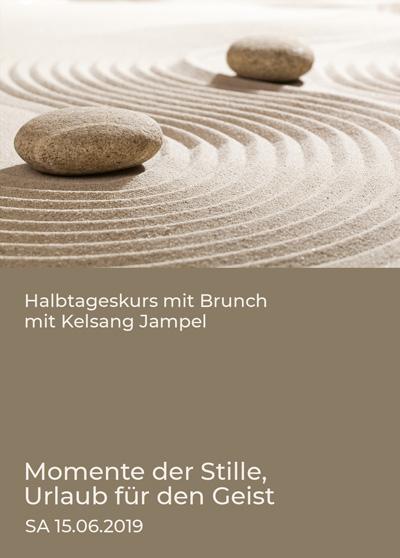 Meditation Workshop - Momente der Stille - Kurs