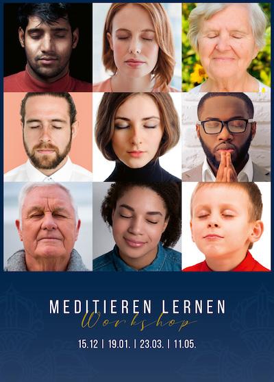 Meditationskurs - Meditieren lernen - Workshop Luzern