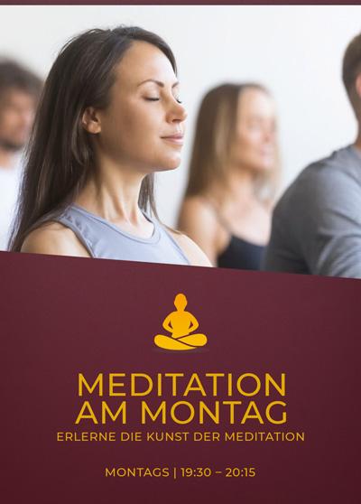 Meditieren Luzern - Meditationskurs - medtieren lernen