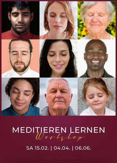 Kurs Workshop - Meditieren lernen - Luzern