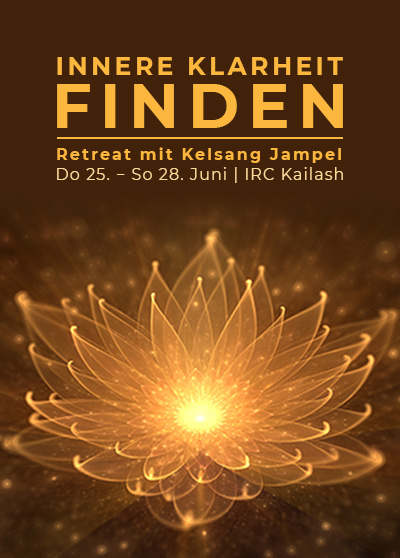 Retreat - Innere Klarheit finden