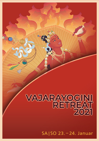 Retreat Vajrayogini