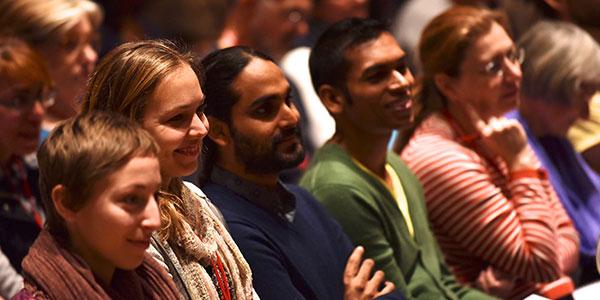 Veranstaltung - Vortrag Allgemeines Programm AP