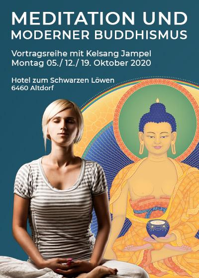 Vortrag Buddhismus Altdorf