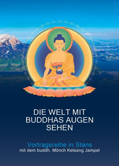 Vortrag in Stans - Buddhismus