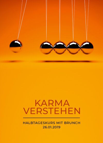 Was ist Karma – Karma Definition - Halbtageskurs